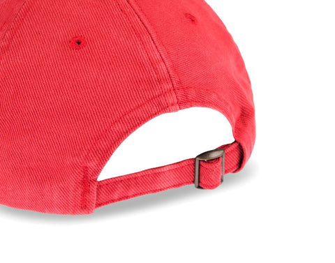Crimson Washed Denim Cap-Cap-Love Your Melon