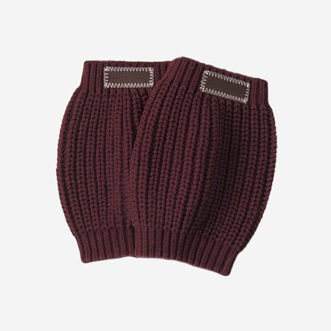 Burgundy Boot Cuffs-Accessory-Love Your Melon