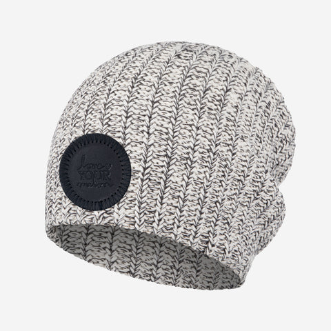 Black Speckled Limited Edition Beanie
