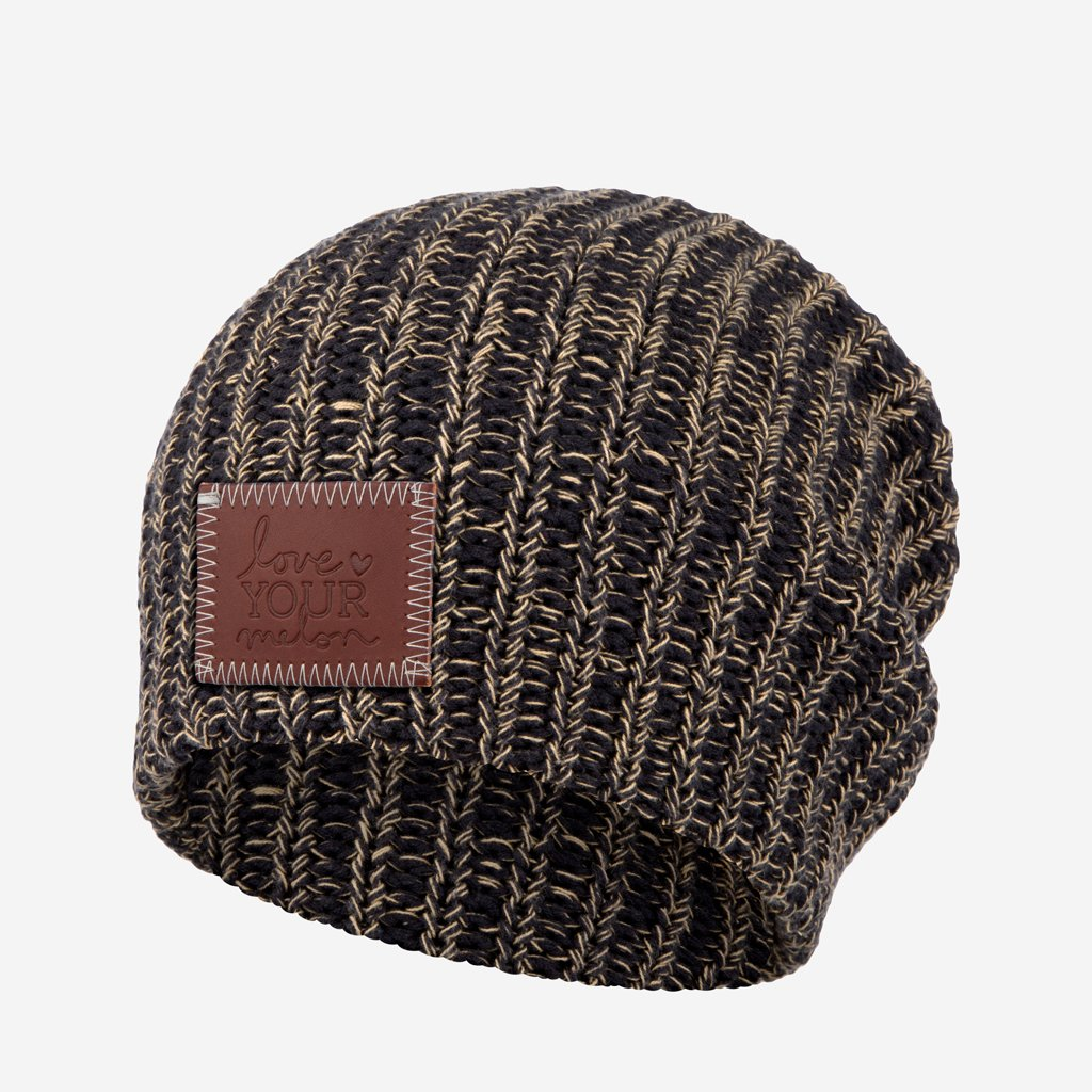 Love Your Melon Leopard Speckled Beanie f0b4c7a4874