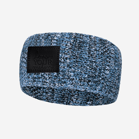 Winter Cuffed Knit Headband
