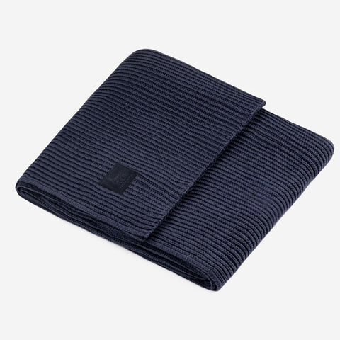 Navy Monochrome Blanket