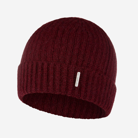 Burgundy Cashmere Beanie-Beanie-Love Your Melon