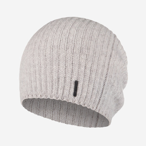 Light Gray Cashmere Beanie-Beanie-Love Your Melon