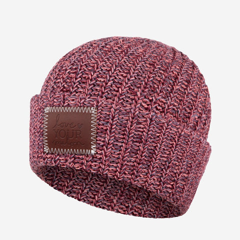 Fiesta Cuffed Beanie-Beanie-Love Your Melon