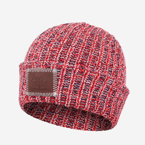 America Cuffed Beanie-Beanie-Love Your Melon