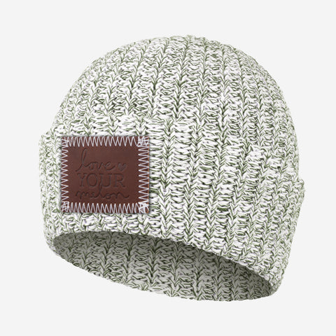 Hunter Speckled Cuffed Beanie