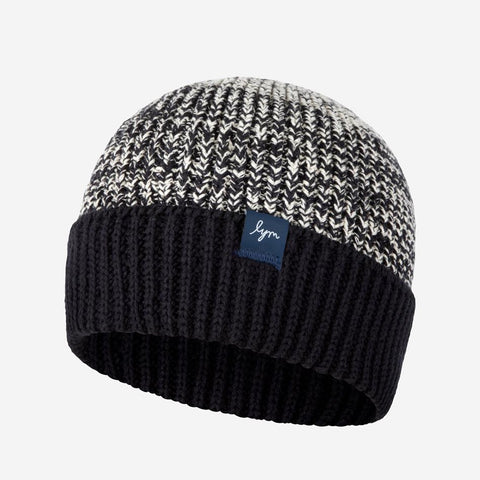 Black Ombre Lightweight Beanie-Beanie-Love Your Melon