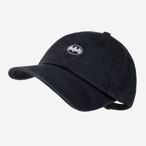 Batman™ Black Washed Denim Cap