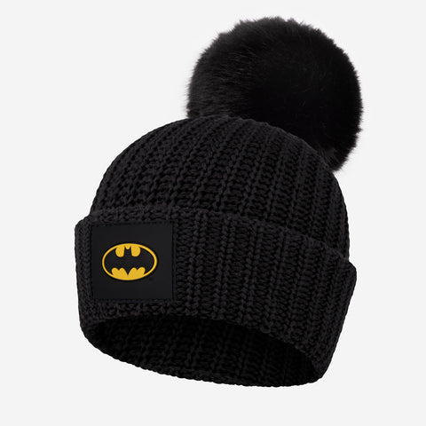 Batman™ Black Kids Pom Beanie