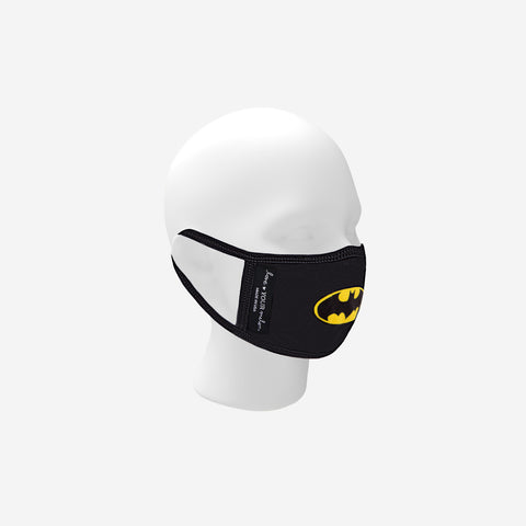 Kids Batman™ Face Mask with Nose Piece + Filter Pocket