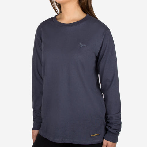 Slate Gold Bar Long Sleeve