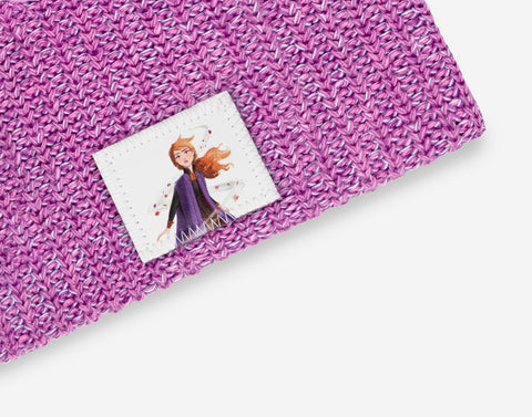 Frozen 2 Anna Color Changing Beanie