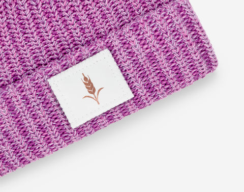 Frozen 2 Anna Wheat Color Changing Wheat Pom Beanie