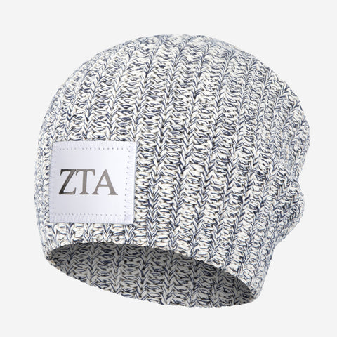 Zeta Tau Alpha Beanie-Beanie-Love Your Melon
