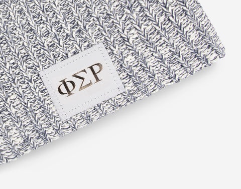Phi Sigma Rho Beanie-Love Your Melon