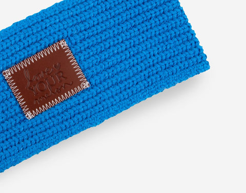 Nebulas Blue Knit Headband-Knit Headband-Love Your Melon