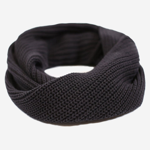 Black Infinity Scarf-Scarf-Love Your Melon