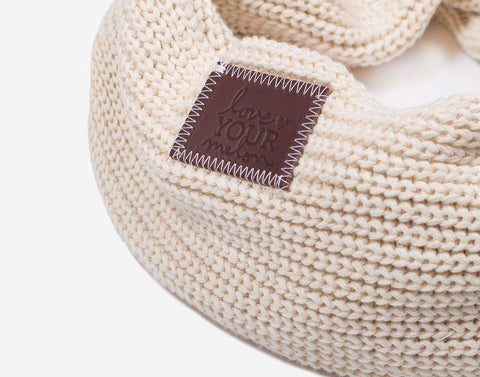 Natural Infinity Scarf-Scarf-Love Your Melon