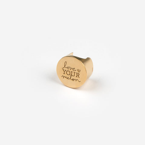 Love Your Melon Stethoscope Tag-Love Your Melon