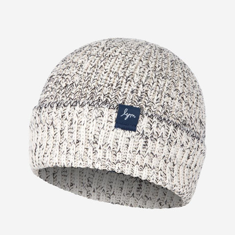 Gray Speckled Lightweight Beanie-Beanie-Love Your Melon