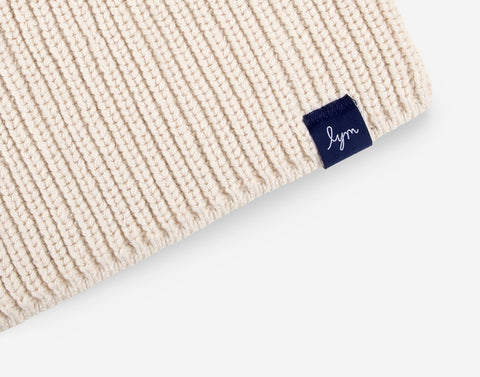 Natural Lightweight Beanie-Beanie-Love Your Melon