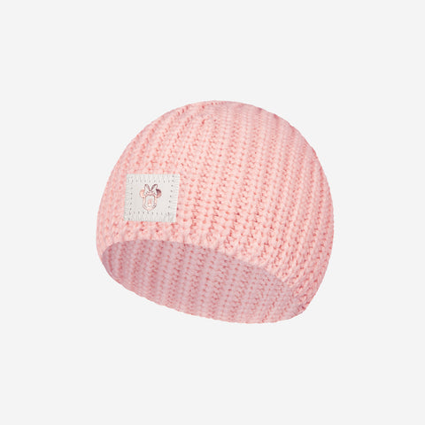Blush Minnie Mouse Baby Beanie