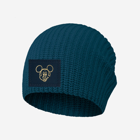 Mickey Mouse Kids Pond Blue Lightweight Beanie