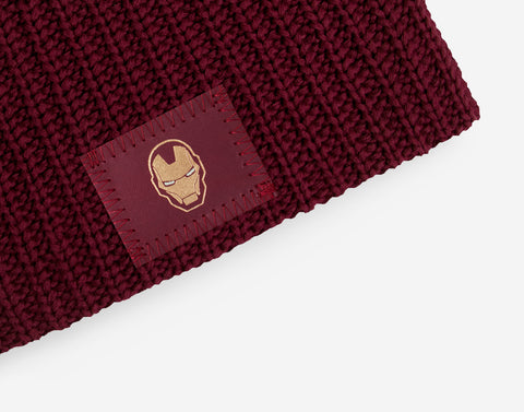 Marvel Iron Man Beanie