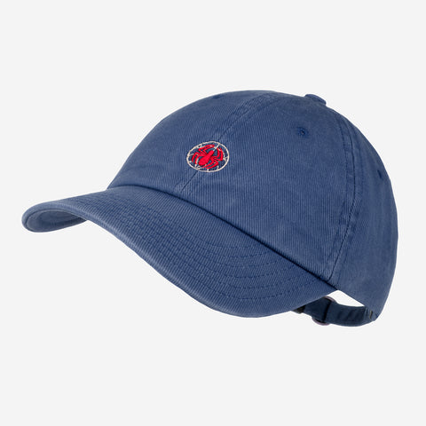 Marvel Spider-Man Navy Washed Denim Cap