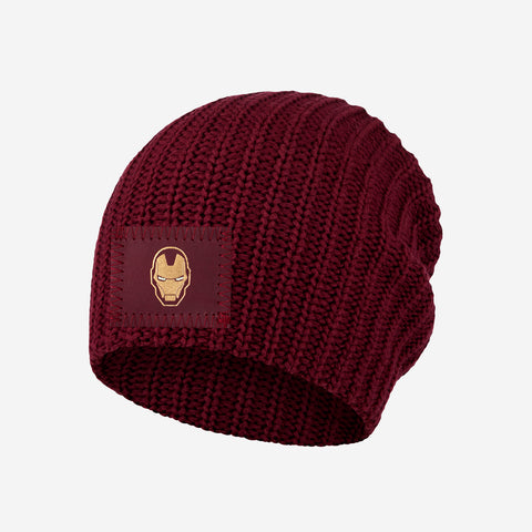Marvel Iron Man Kids Beanie