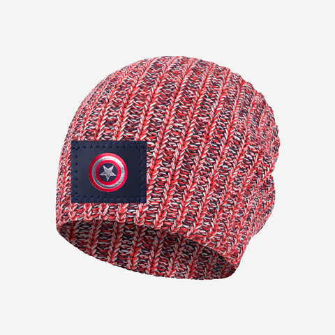 Marvel Captain America Kids Beanie