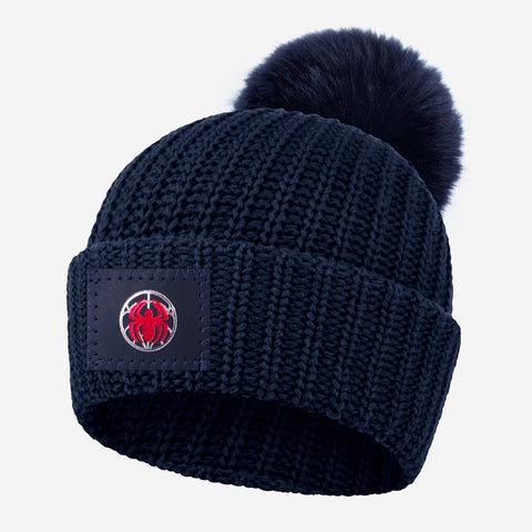 Marvel Spider-Man Pom Beanie