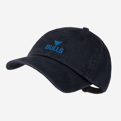 University at Buffalo Black Denim Wash Cap