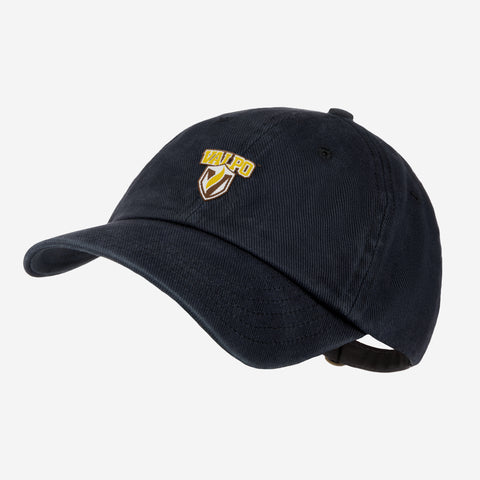 Valparaiso University Black Denim Wash Cap