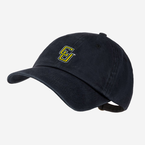 Clarkson University Black Denim Wash Cap
