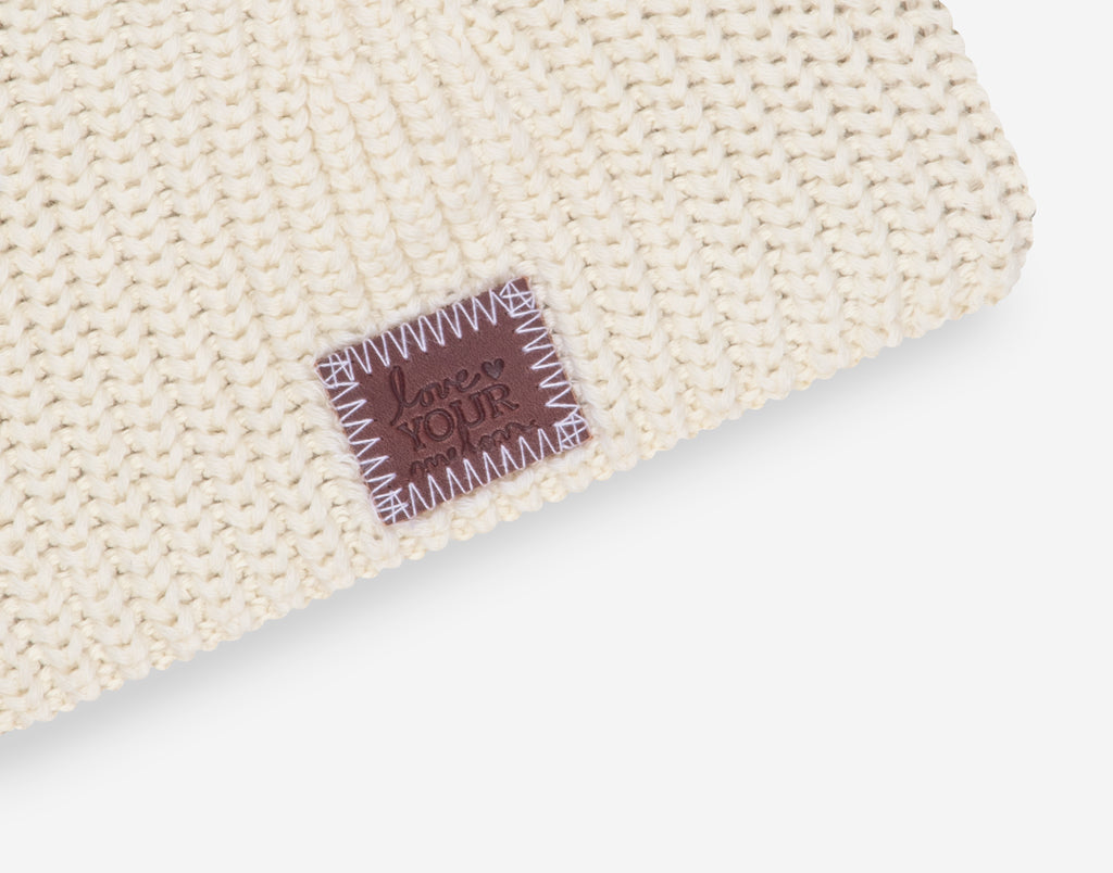 Natural Baby Beanie Wholesale