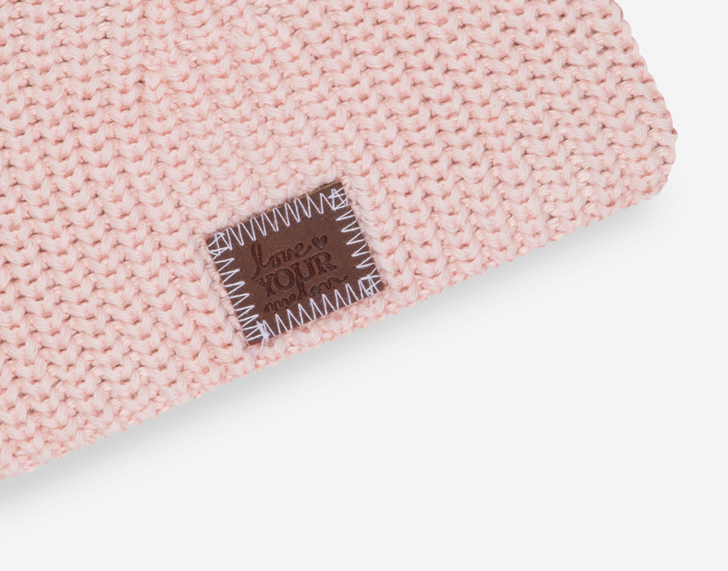 Light Pink Baby Beanie Wholesale