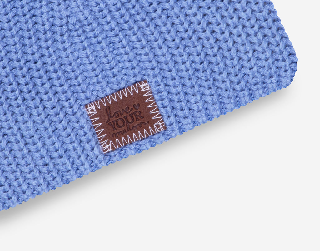 Light Blue Baby Beanie Wholesale