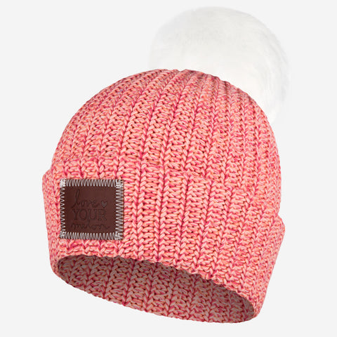 Fairy Tale Pom Beanie (White Pom)-Beanie-Love Your Melon
