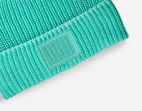 Mint Revitalize Cuffed Beanie-Beanie-Love Your Melon
