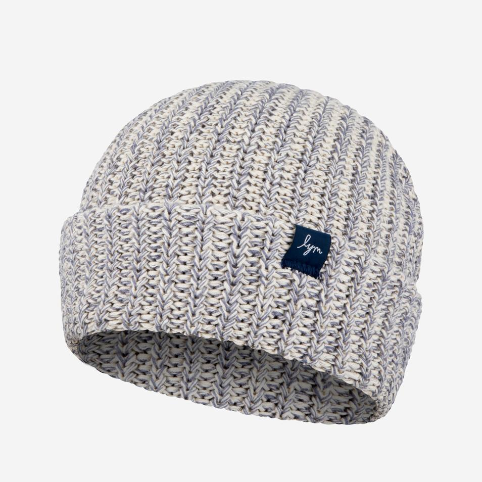 6b058164787 Love Your Melon Gray Speckled Beanie