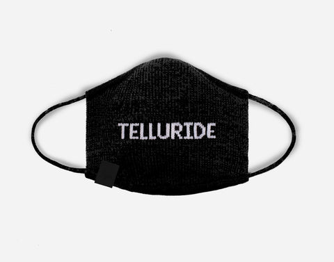 Telluride Seamless 3D Knit Face Mask