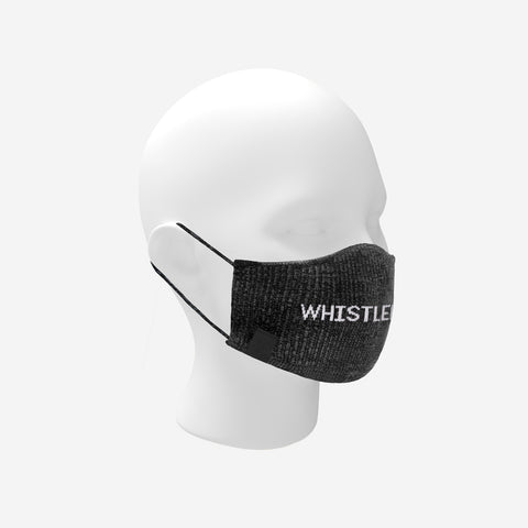 Whistler Seamless 3D Knit Face Mask