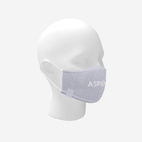 Aspen Seamless 3D Knit Face Mask