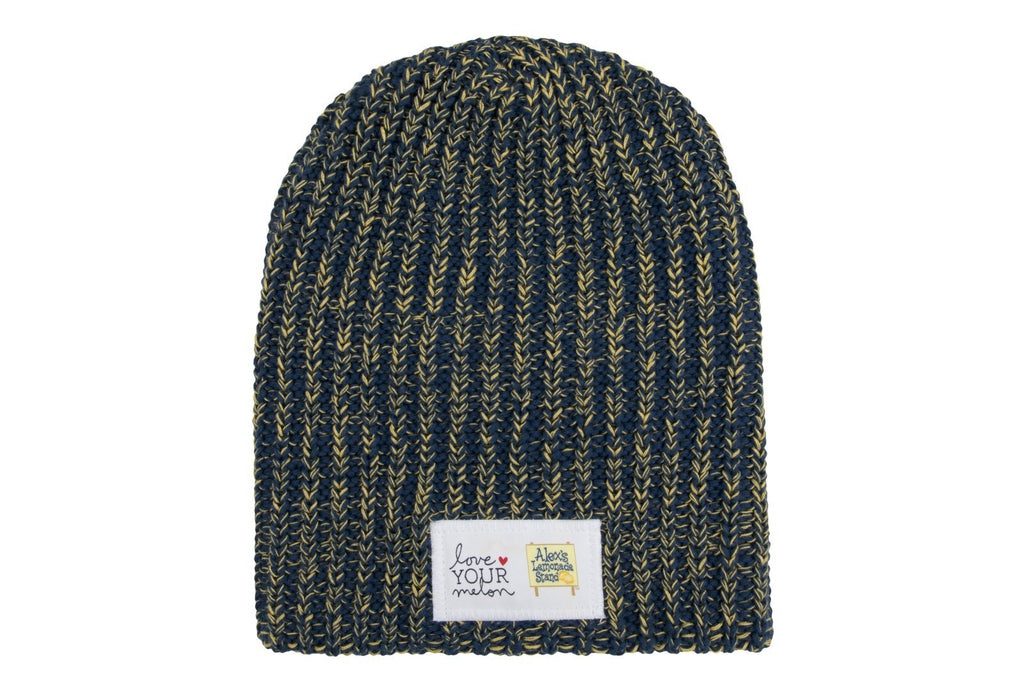 Alex's Lemonade Stand Love Your Melon Beanie