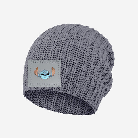 Stitch Kids Light Charcoal Beanie