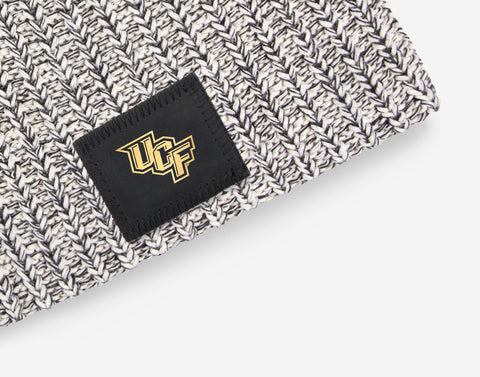 UCF Knights Black Speckled Beanie