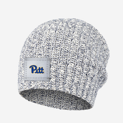 Pittsburgh Panthers Navy Speckled Beanie