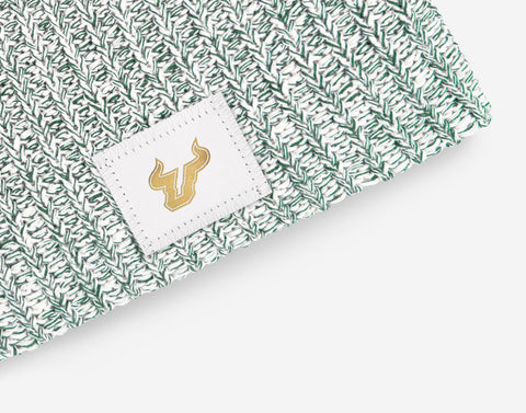 South Florida Bulls Hunter Speckled Beanie